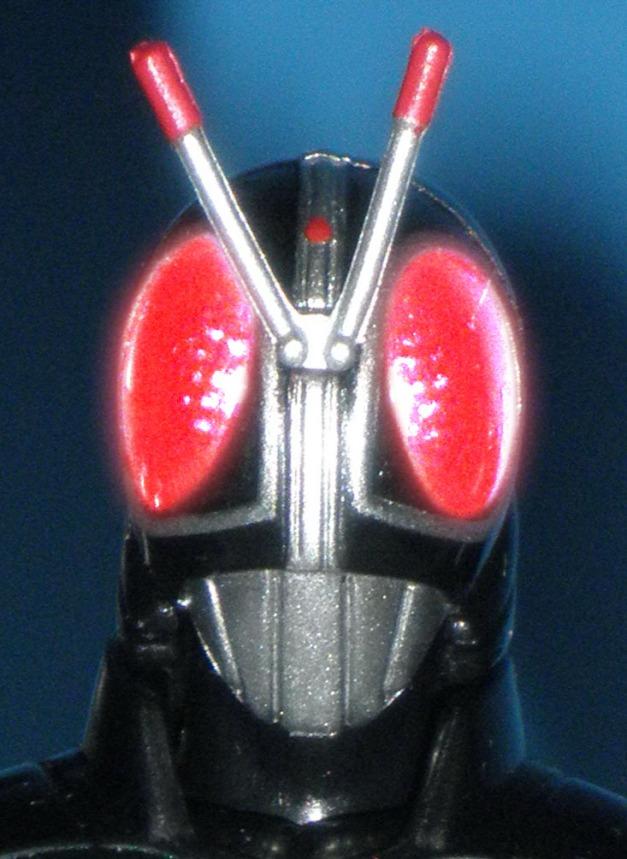 Black RX's Helmet Sculpt
