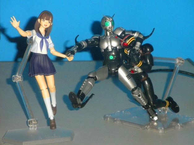 Playing around with Nene-san
