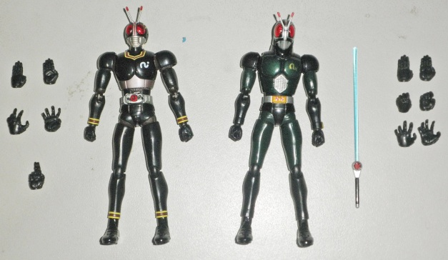 Black & Black RX Accessories