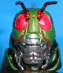 Masked Rider Black(Green Variant)