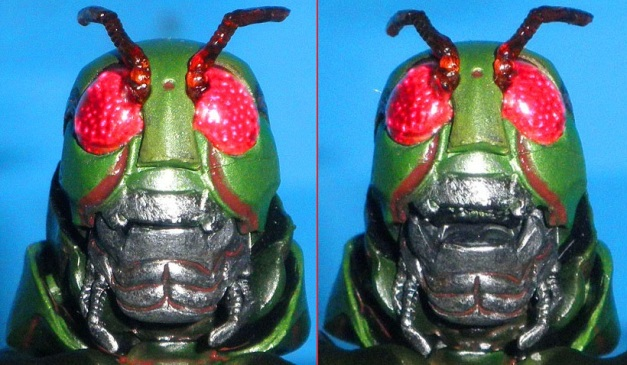 Head Sculpt with open mouth