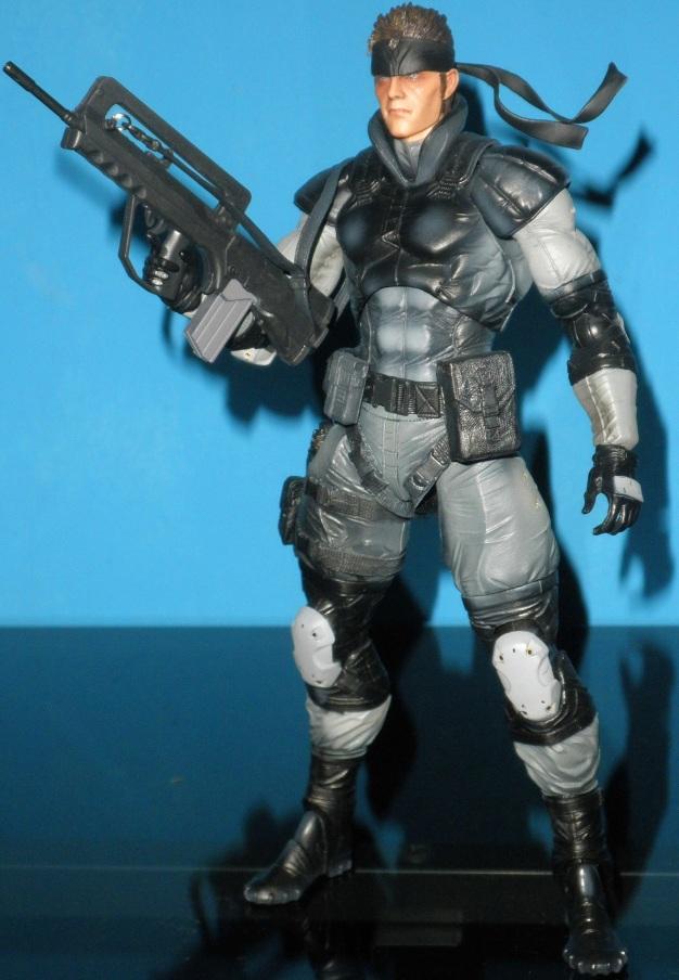 Destroy the Metal Gear REX!
