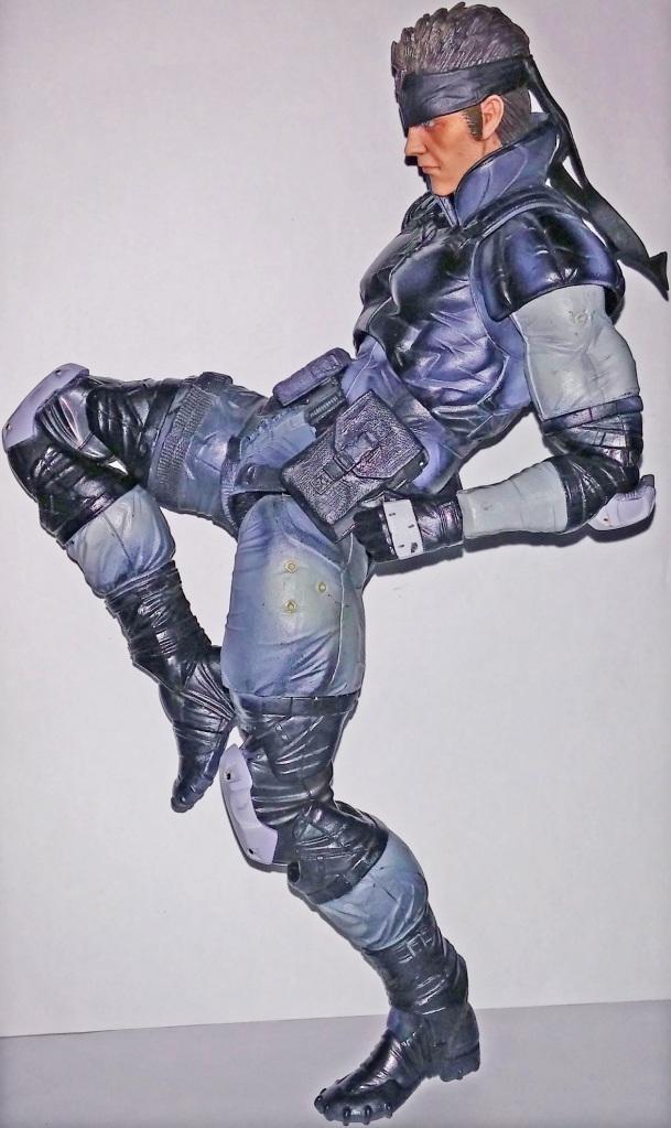Elbow, Knee & Feet Articulations