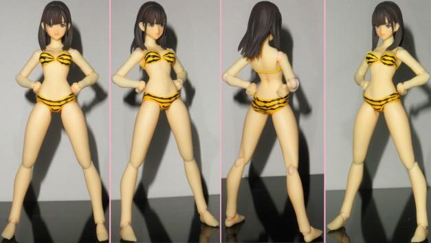 Bikini Model 02