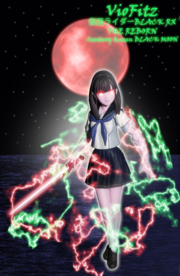 The Century Queen: Black Moon