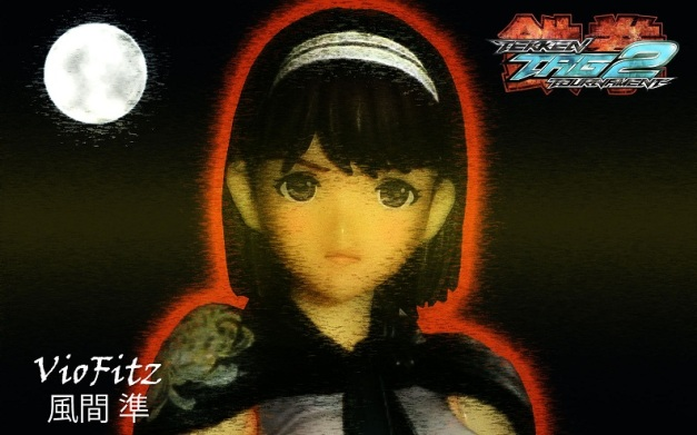 Jun Kazama?!