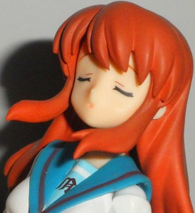 Sleepy Face Plate from Figma Mikuru Adult Ver.