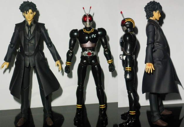 Height Comparison between S.H.Figuarts