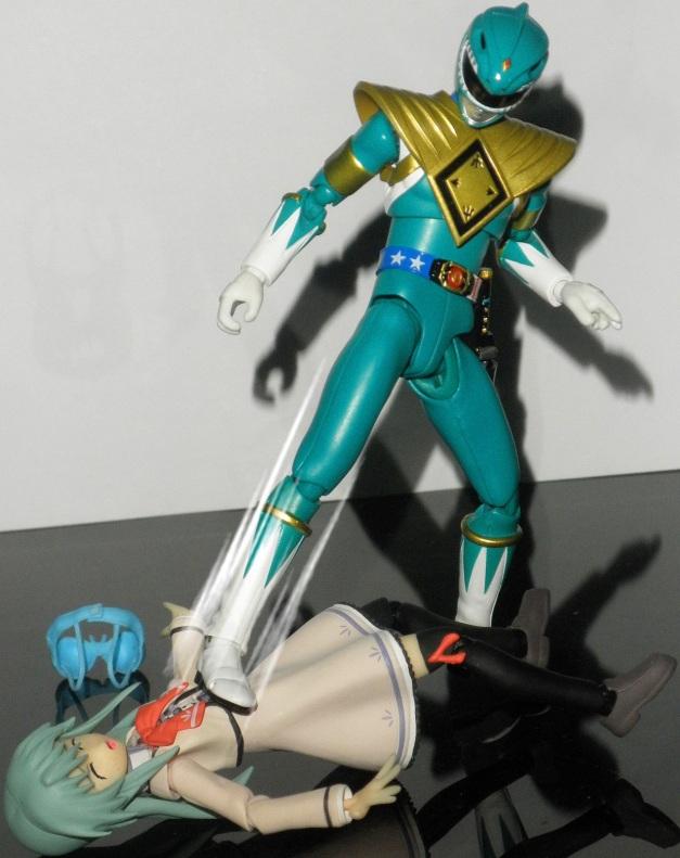 Powerful Ranger:
