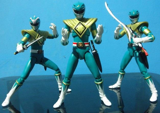 Powerless Ranger: