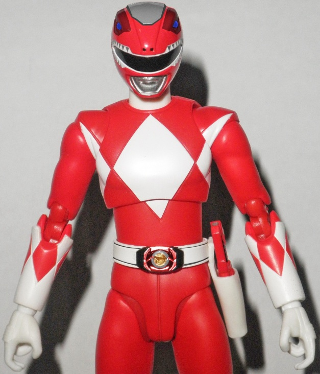 "Red Ranger: ""...."""