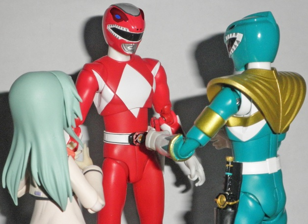 "Dragon Ranger: ""Geki?! Brother, where have you been?"""