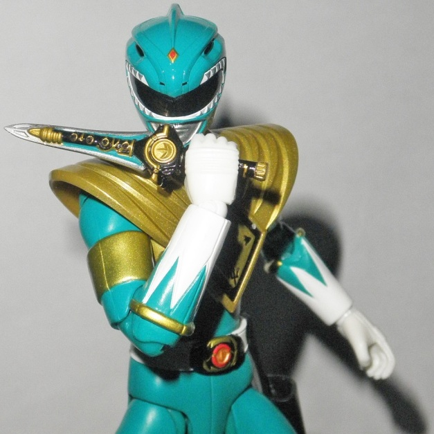"Dragon Ranger: ""I'm sorry, Geki... I need to cure your possession on a stupid franchise adaptations propaganda!!"""