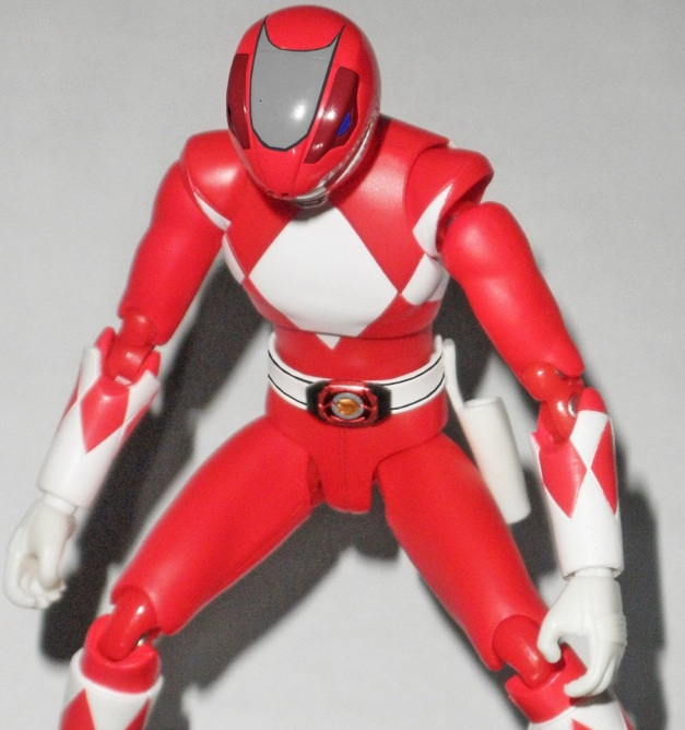 "Red Ranger: ""Uuhh..."""