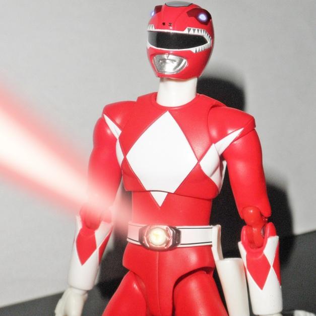 """Red Ranger: """"UAAAAAAGHHHH......"""""""