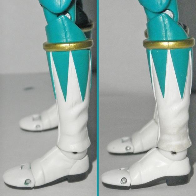 Legs Comparison