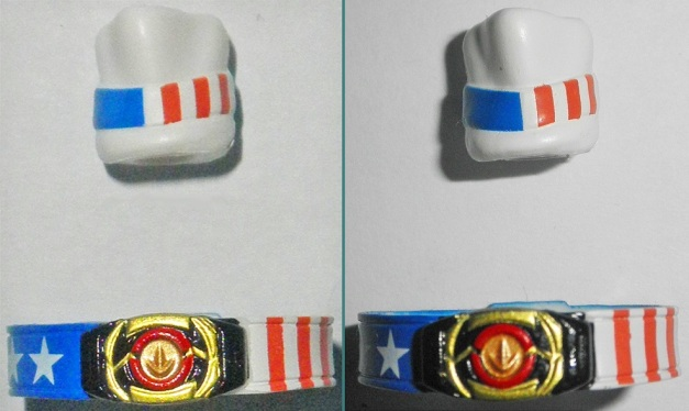 Powerful Ranger Parts Comparison