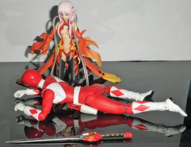 "Tyranno Ranger: ""Do... Do not interfere!!"""