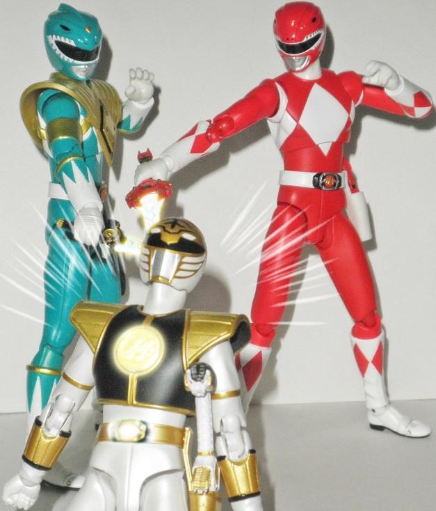 Tyranno Ranger & Dragon Ranger: