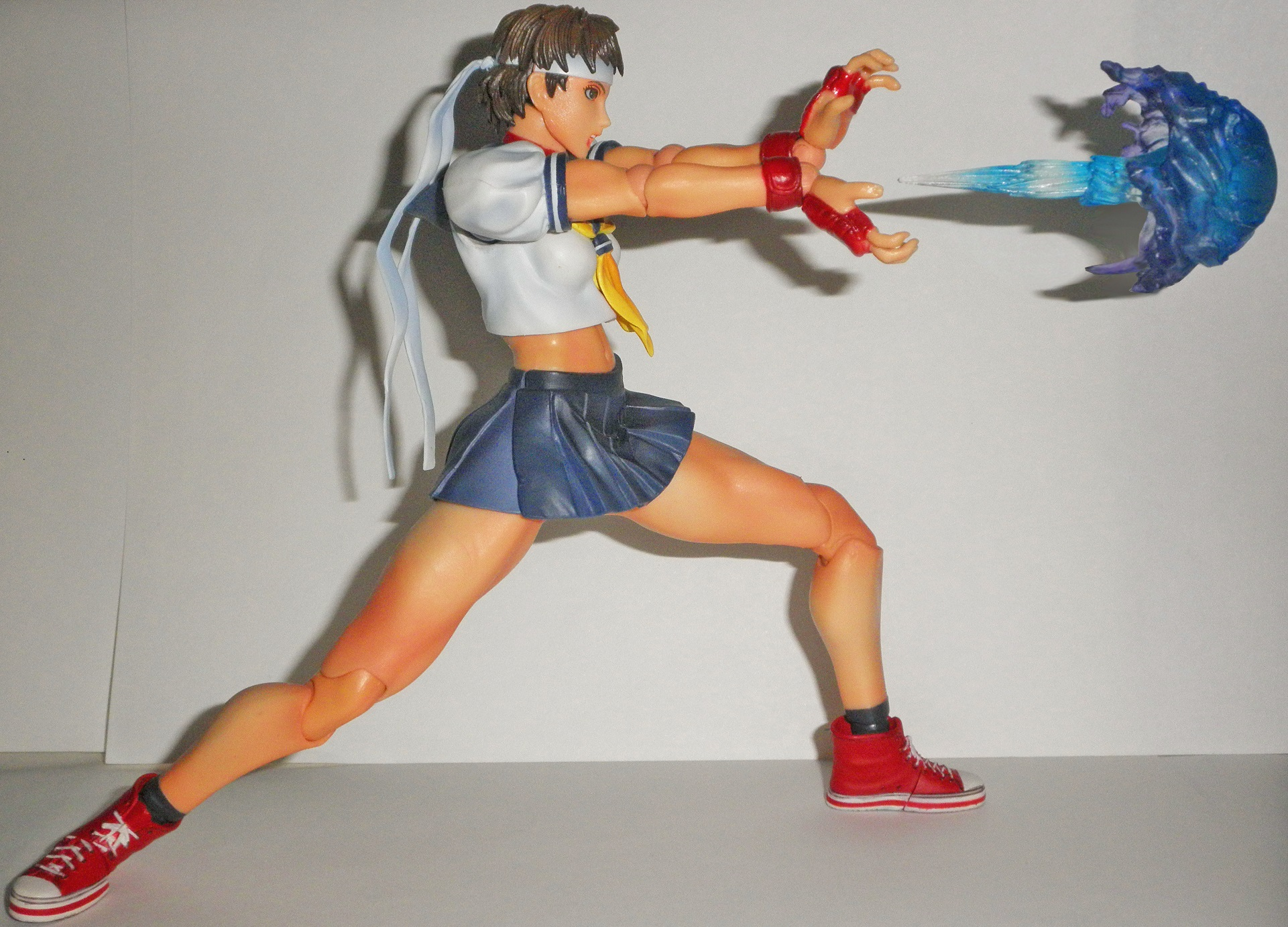 review  play arts kai  sakura kasugano english