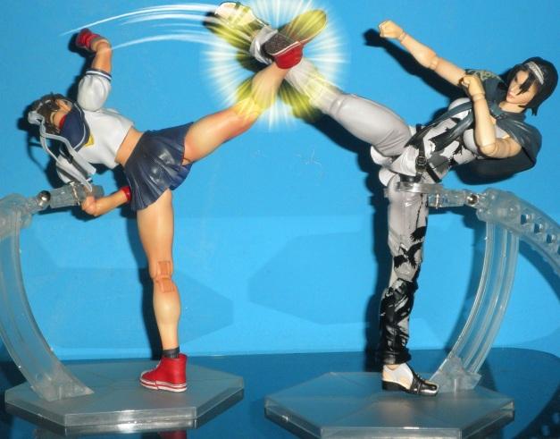 Flower Kick!!
