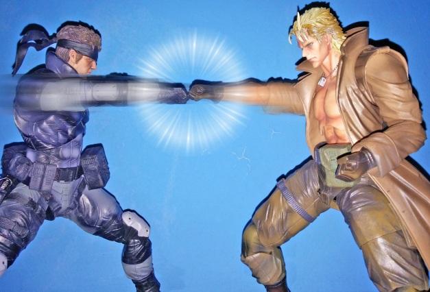 Solid Snake & Liquid Snake: