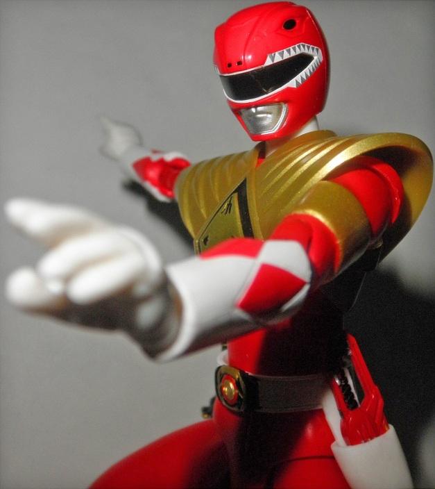 Armed Tyragon Ranger! Geburai!!
