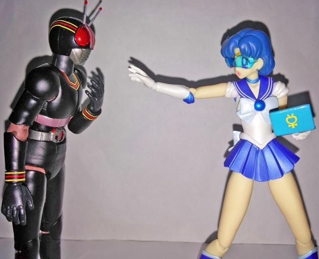 Sailor Mercury: