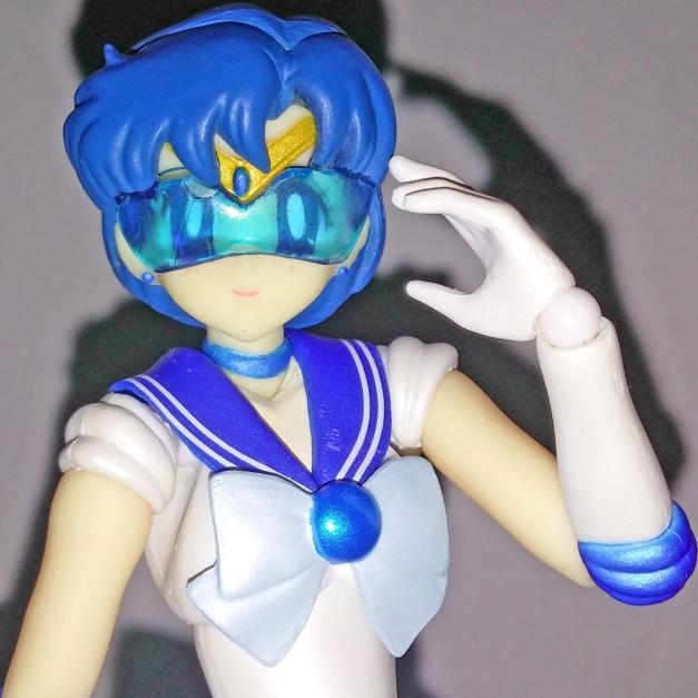 Activating Blue Visor Goggles