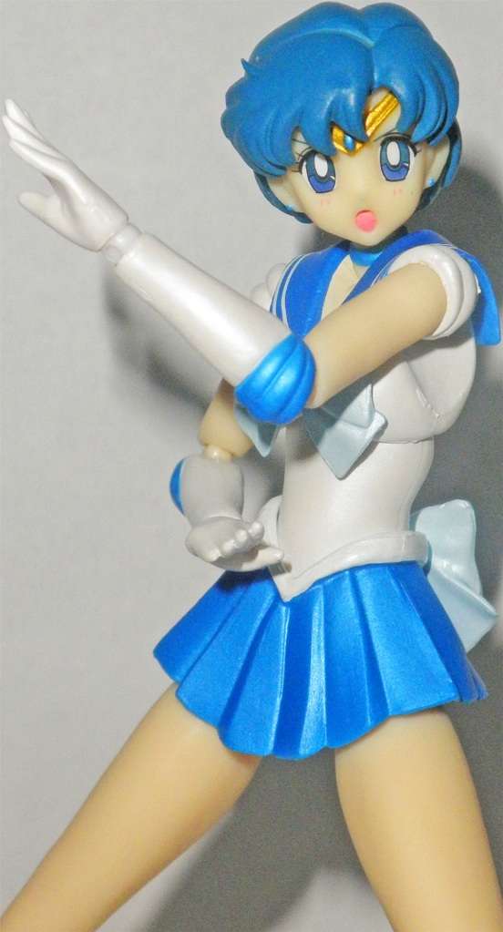 In the name of the  Mercury! I'll punish you!