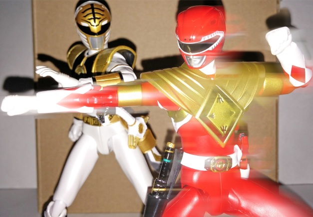 "Armed Tyranno Ranger: ""I'm not Jason! I'am Tyragon Ranger! Geburai!!"""