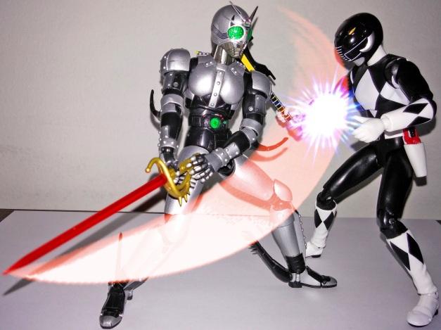 "ShadowMoon: ""I WILL KILL YOU, BLACK!!"" Mammoth Ranger: ""UGH..."""