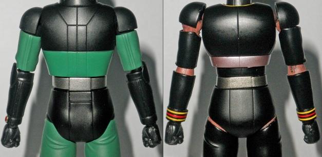Body Comparison 02 (Back View)