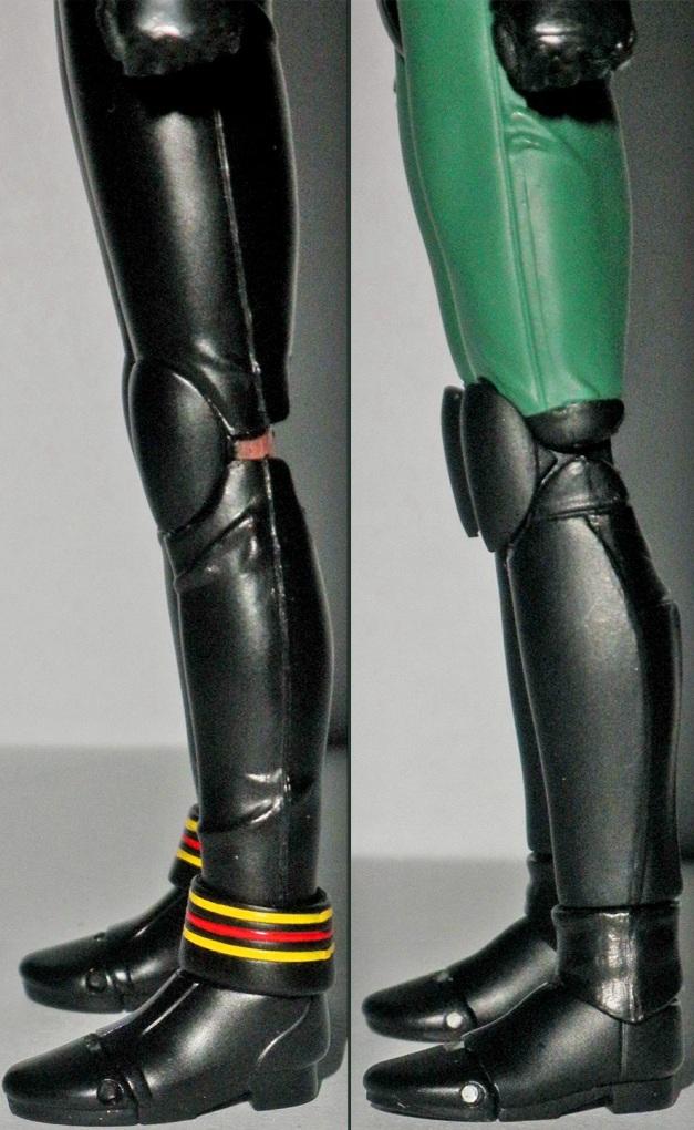 Leg Comparison