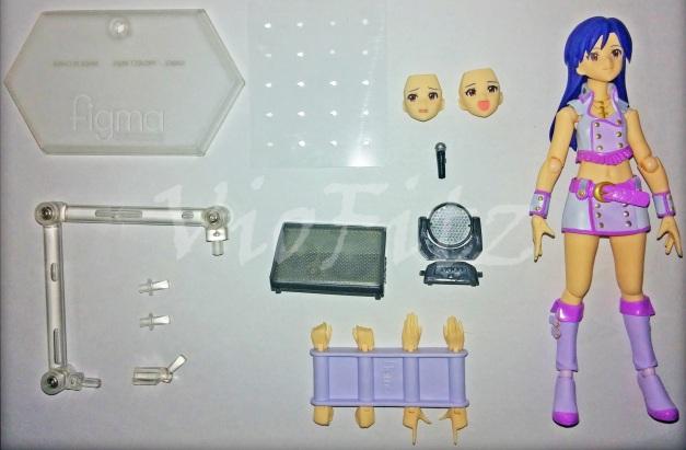 Interchangeable Accessories