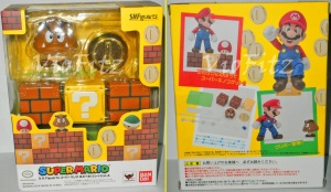 Playset A Box Front & Back View
