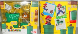Playset B Box Front & Back View