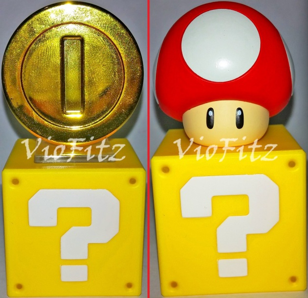 All part of SHF Mario