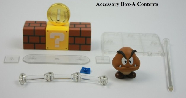 Datong's Interchangeable Accessories for Playset A