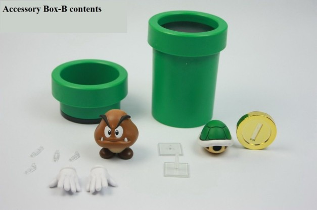 Interchangeable Accessories For Datong's Playset B
