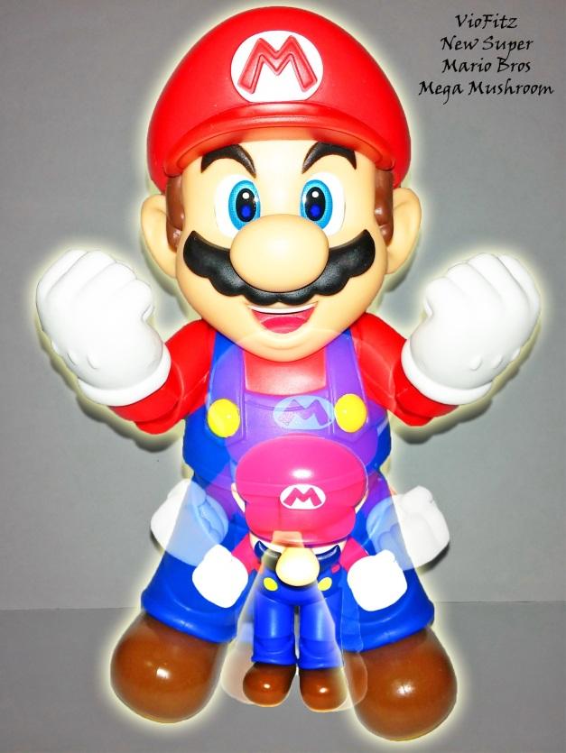 WOW!! Mega Mushroom Mario!!
