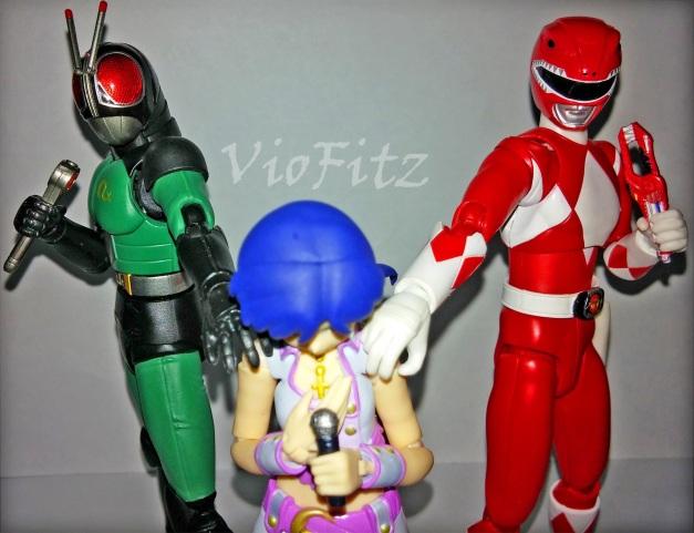 Revolcane & Ranger Stick: