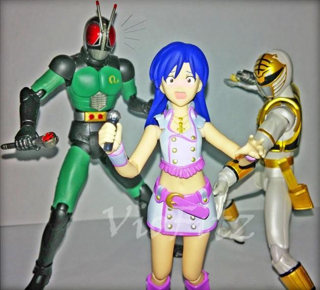 Kibaranger & Chihaya: