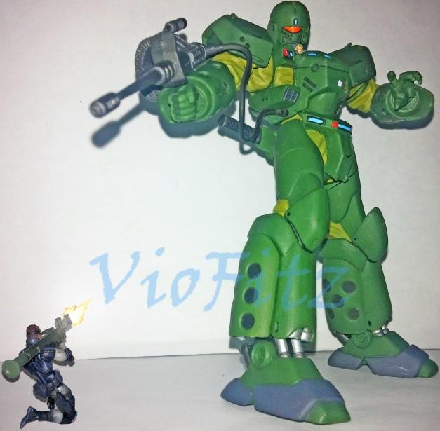 Man VS Machine!!