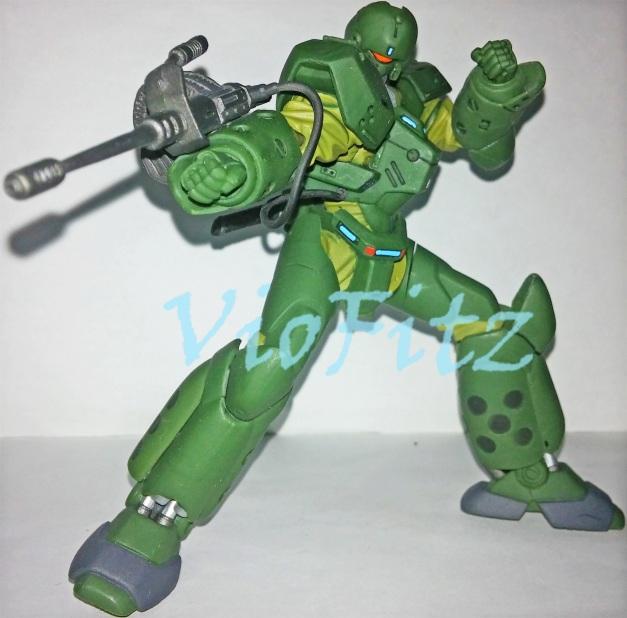 Rapid-Fire Machine Gun!!
