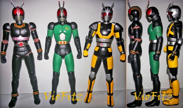 Height Comparison between BLACK & BLACK RX