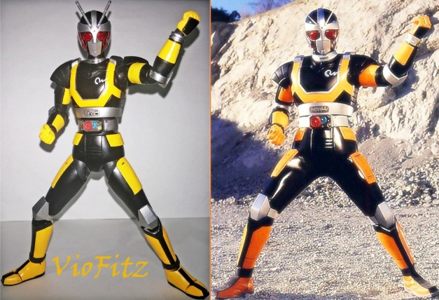 Comparison Between Original Robo Rider
