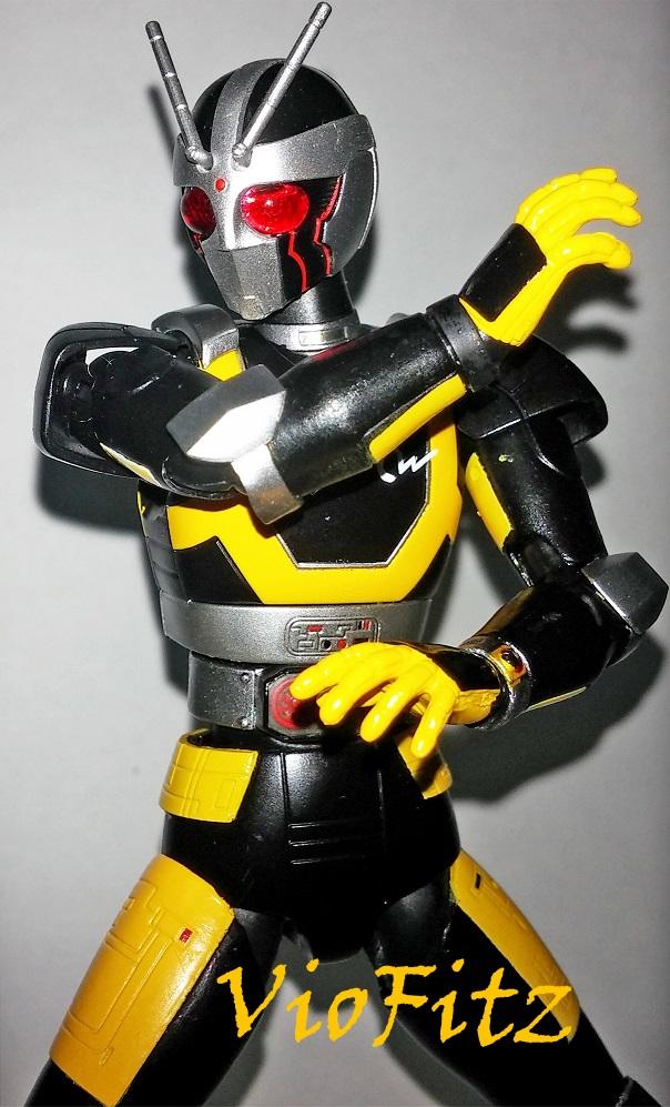 Aru Ekkusu.... Robo Raida!!