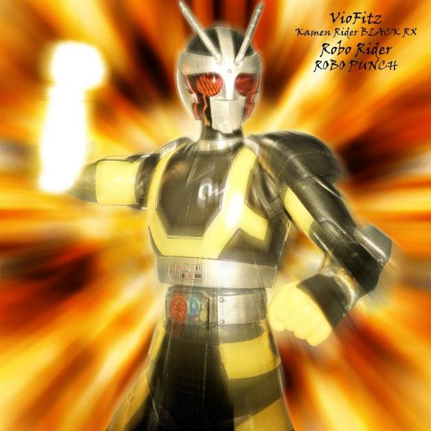 Robo Punch!!