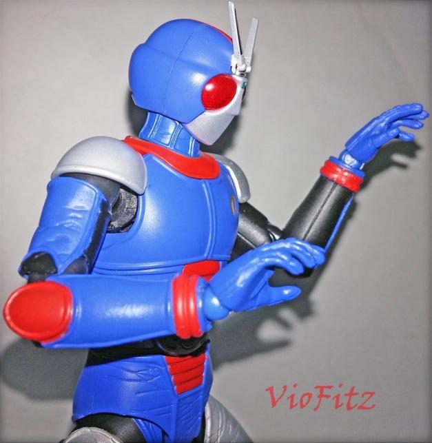 Prince of Anger, Bio Rider!!